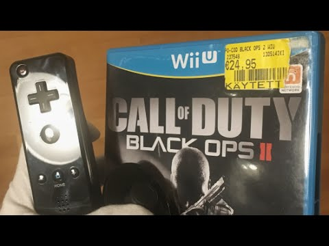 "TRANZIT w/ WII REMOTE! ""Black Ops 2 Zombies"" Wii U Gameplay"