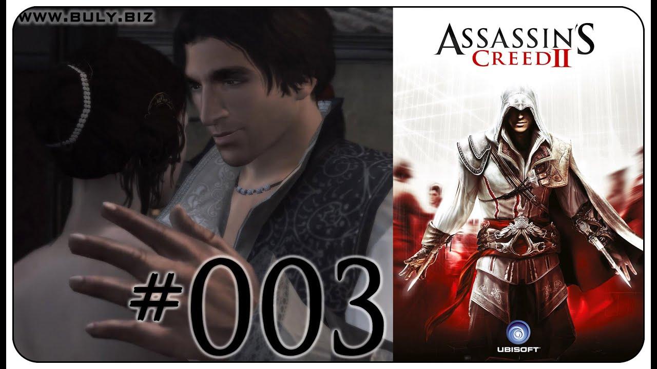 Download Assassins Creed II [003] ★ Schmiede, Schneider und Schatzsuche ★ Lets Play Assassins Creed II