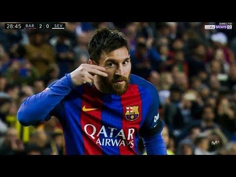 メッシ 11人抜きも可能だと思わす歴史的ドリブル集!ゴール&スーパープレイ バルセロナ サッカーアルゼンチン代表