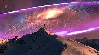 Лечебная Космическая Музыка Выводящая Душу из Мирской Суеты и Уводящая в Космическую Бесконечность