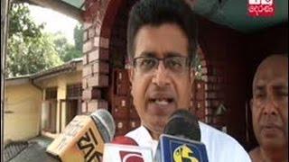Rajapaksa and JO members visit Wimal Weerawansa in prison