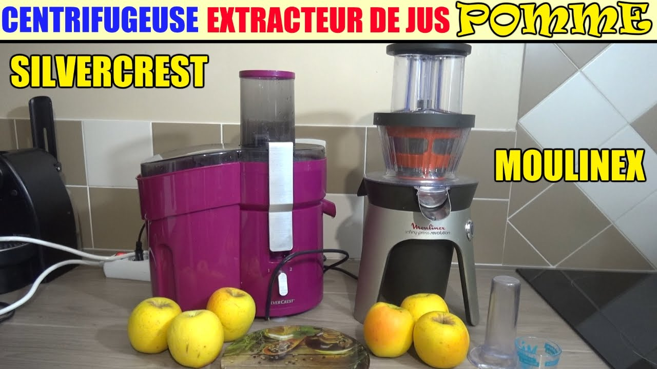 moulinex extracteur de jus silvercrest lidl centrifugeuse test pomme comparatif avis youtube. Black Bedroom Furniture Sets. Home Design Ideas