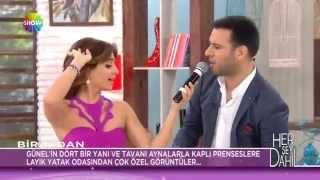 Azeri Gunel - Bu qala dasli qala (Her sey dahil proqrami)