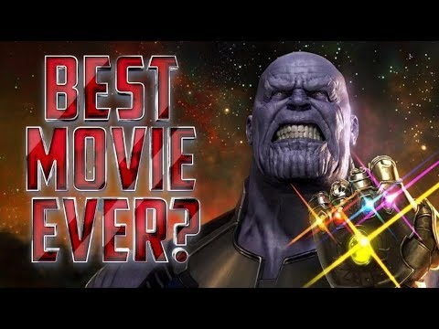 AVENGERS INFINITY WAR REVIEW [Spoilers] - Movie Podcast