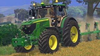 Джон Дир мультики для детей про трактора #Автошка | Интересные развивающие мультфильмы