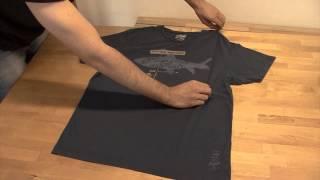Cómo doblar una camiseta rápid…