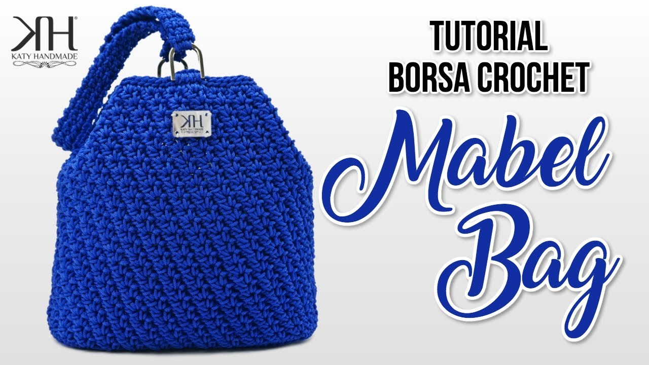 TUTORIAL BORSA UNCINETTO -