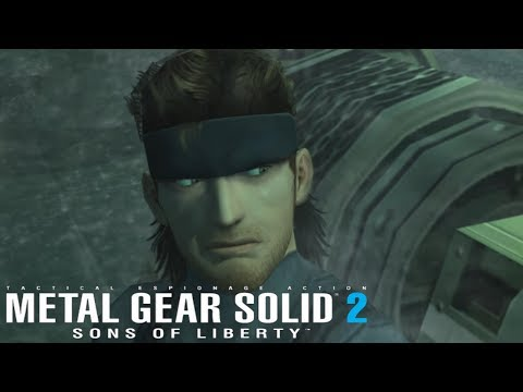 Content Library - Metal Gear Solid 2: Sons Of Liberty