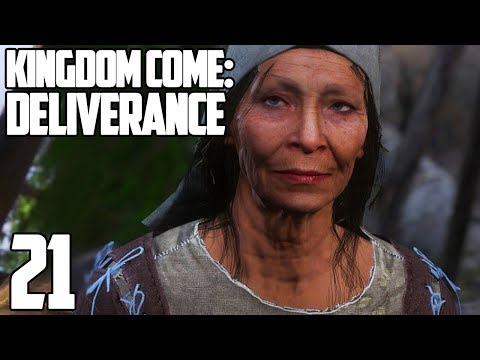 I AM THE LORD OF DARKNESS | Kingdom Come: Deliverance Gameplay Let's Play #21