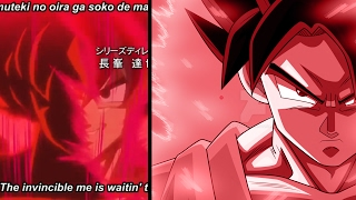 Evil Goku And His New Form