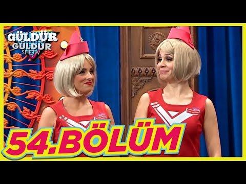 Güldür Güldür Show 54.Bölüm (Tek Parça Full HD)