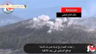 Смертельный огнемет Путина уничтожает террористов ИГИЛ в Сирии