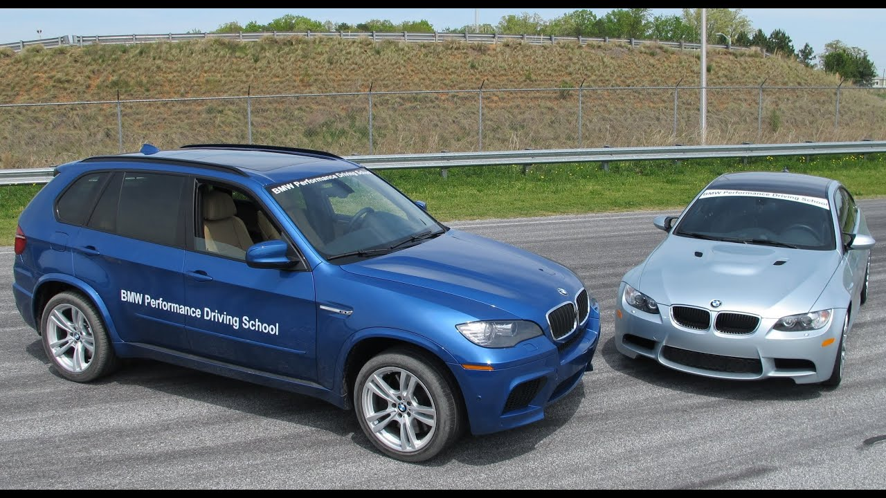 BMW M3 takes on X5 M Who Wins  YouTube