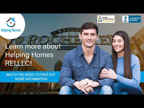 About Us Video| Local Home Buyers| Helping Homes REI,LLC