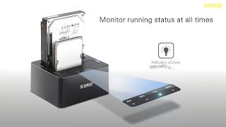 ORICO External HDD/SSD Docking Station