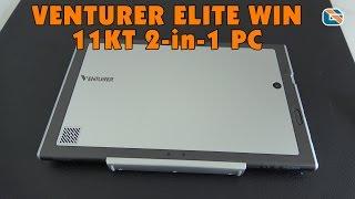 Venturer Elite Win 11KT 2-in-1 PC Review #Windows #2in1