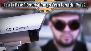 How To Make A Security Camera From Scratch - Part 2: SimpleCV