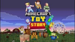 Minecraft TOY STORY Chapter 1 Starting At Home :)