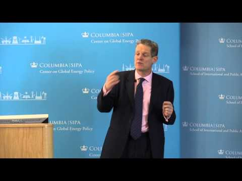 CGEP - 2015 BP Energy Outlook 2035 with BP Chief Economist Spencer Dale