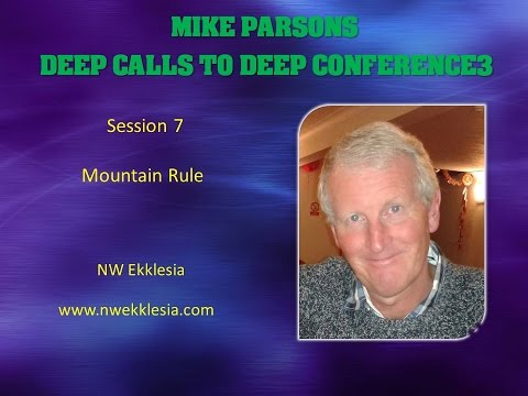 Mike Parsons - Ruling from Your Mountain