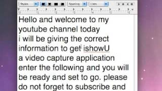 How to get IshowU for Free