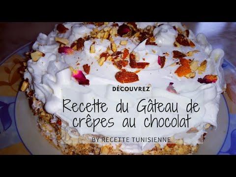recette-du-gâteau-de-crêpes-au-chocolat