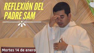 LAS CRÍTICAS SIEMPRE ESTARÁN. Homilía 14 de enero 2020 (Mc 1,21-28)   padre Sam