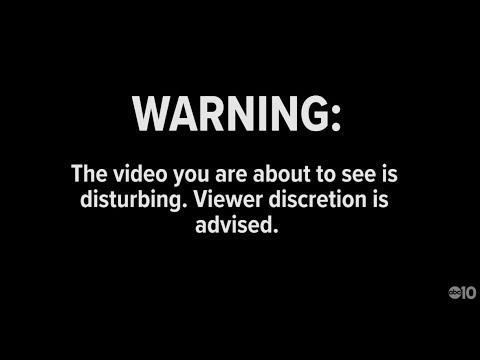 Auburn Jail video shows deputies beating inmate in 2017   FULL VIDEO
