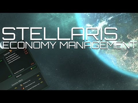 Stellaris for Beginners - Managing Your Early Economy