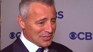 Matt LeBlanc and Matthew Perry Are Together Again for CBS' New Monday Night Lineup!