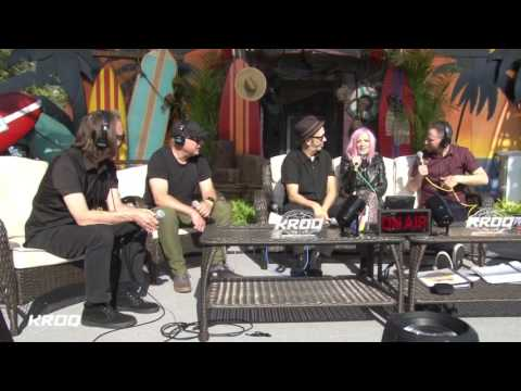 Stryker Interviews Garbage at Weenie Roast 2016