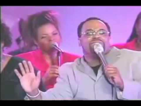 I Almost Let Go Kurt Carr Singers - YouTube
