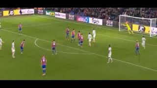 Nemanja Matic goal vs Crystal Palace 5/3/2018
