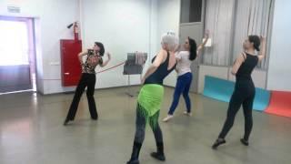 Обучение восточным танцам(, 2015-03-03T07:50:35.000Z)