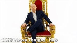 Derren Brown Tells Us His Greatest Vices | The VICE Interview (HBO)