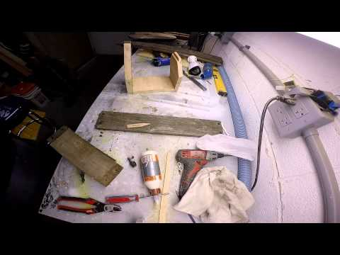 Bird House with a hidden security Camera inside  YouTube