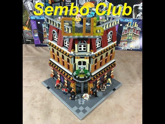 Sembo Club