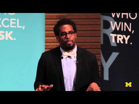 Dhani Jones Entrepreneurship Talk