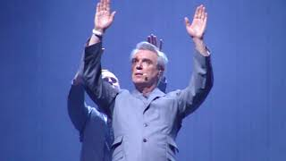 David Byrne: This Must Be The Place (Live in Rio) - American Utopia Tour