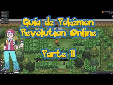 Guía de Pokémon Revolution Online - Parte 11 / Slowpoke Well / Segunda Medalla de Johto