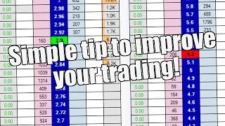 Peter Webb, Bet Angel - Simple tip to improve your trading