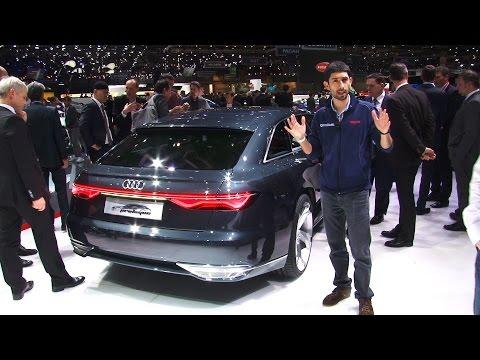 Audi prologue Avant, nuova A6 in arrivo | Salone di Ginevra 2015
