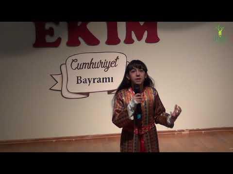 Akdenize Doğru - Lamia Talya Ünsal / 29 Ekim Cumhuriyet Bayramı Kutlamaları