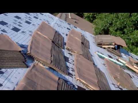 Decra Shake XD Stone Coated Steel Roof in Shawnee, KS