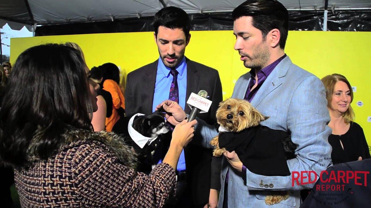 Drew Amp Jonathan Scott At The World Dog Awards On The Cw