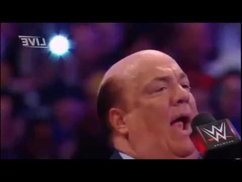 Download Brock Lesnar VS Goldberg Wrestlemania 33 match   gold berg Vs Brock Lesnar