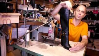 Ремонт обуви. Сапоги GUCCI обувь которая вдохновляет.