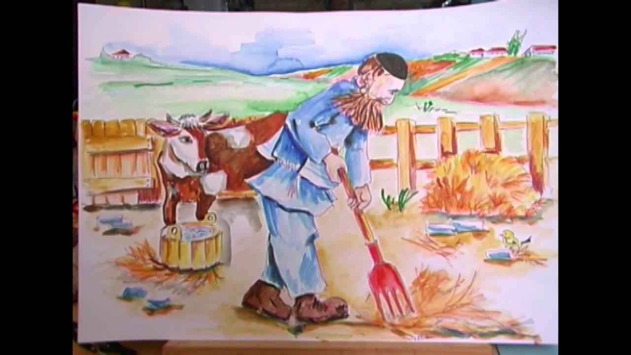 שמחה השמח - סיפור מאת מיכאל וייגל