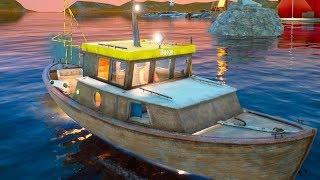 НОВИЙ СИМУЛЯТОР РИБОЛОВЛІ! Fishing Barents Sea ПЕРШИЙ ПОГЛЯД 1 серія