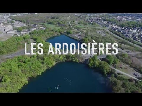 Les Ardoisières De Trélazé (49) ⎥DJI Phantom 3 Pro⎥